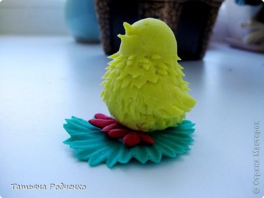 Лепка,декор из пластики ,теста и т.п к Пасхе Farfor_035