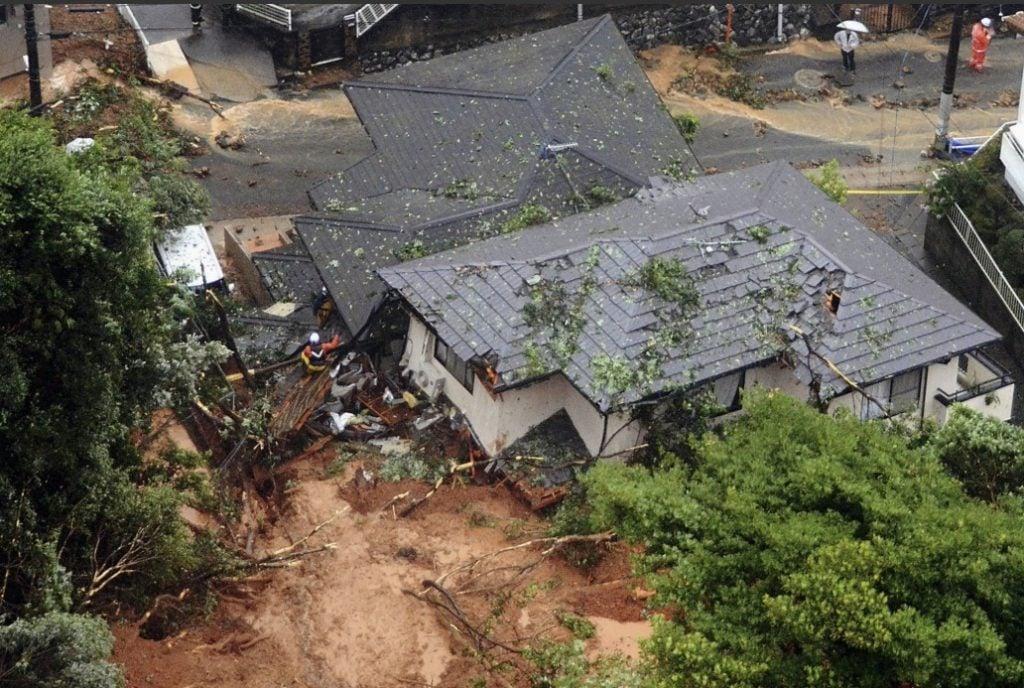 Japan: 3.2 million people flee unprecedented floods while M6.1 earthquake hits main Honshu Island Floods-japan-3-1024x688