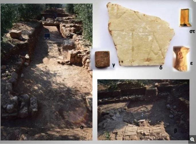 Legendary home of 'Trojan War' prisoners newly unearthed in Greece Tenea-legendary-home-trojan-war-prisoners-greece-1
