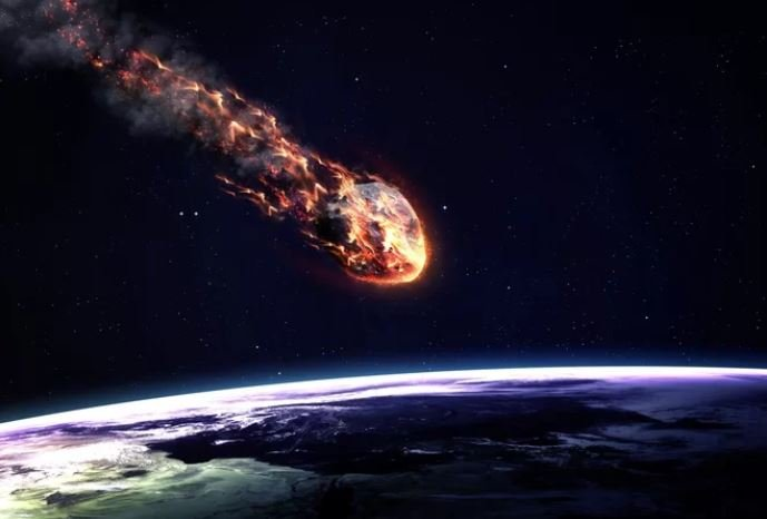 Fireball that exploded over the US Thule Air Base in Greenland shook Earth, triggering seismic sensors Fireball-explosion-thule-air-base-greenland-seismograph