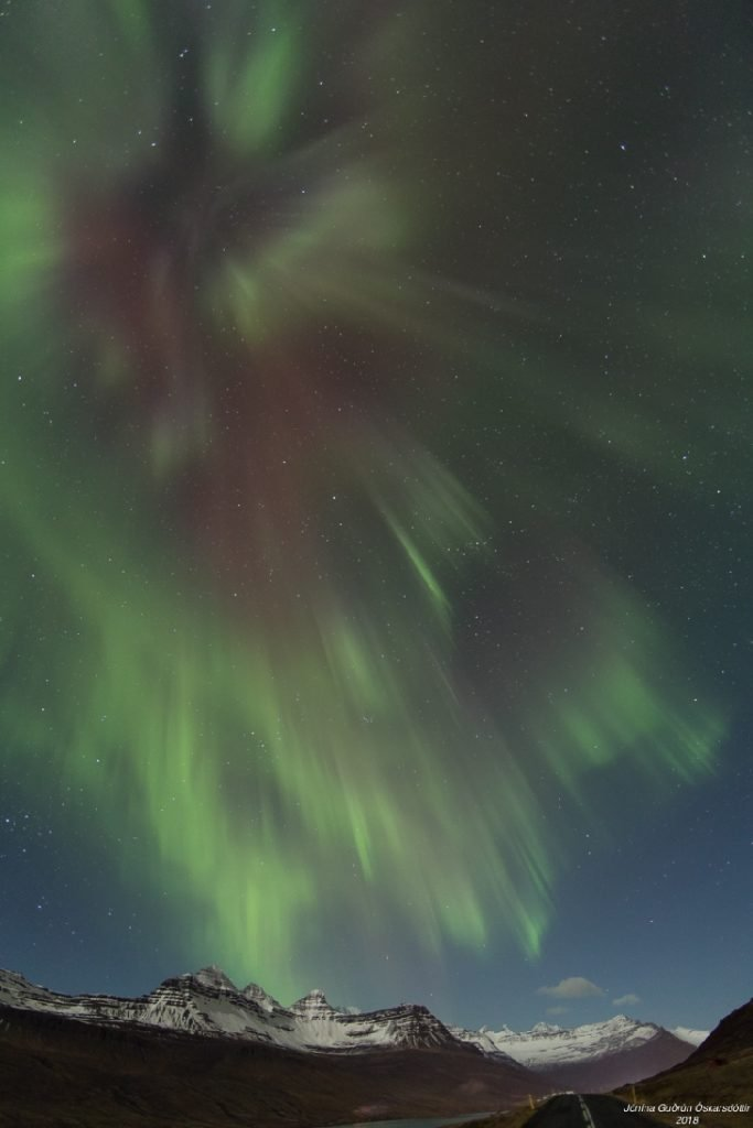 Spotless sun sparks G1-class geomagnetic storm creating vivid auroras around the world Geomagnetic-storm-aurora-683x1024