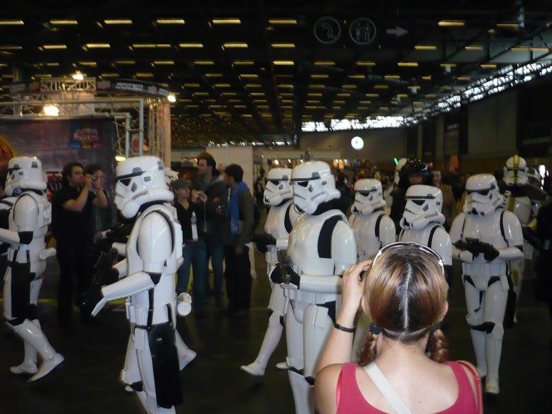 STAR WARS au salon Japan Expo du 3 au 6 juillet ! P1020018