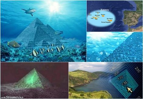 100,000 Yr Old Pyramid Submerged Near Azores? 11120