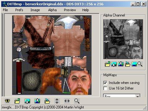 Dxt Bmp (convertidor de textura a Imagen) DXTBmp_berserker