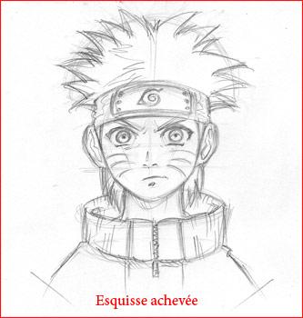 Dessiner Un Naruto