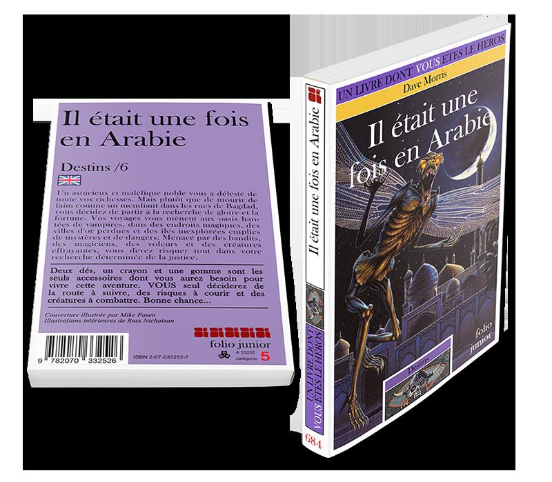 6 - Mille et Un Destins Destins6_BOOK