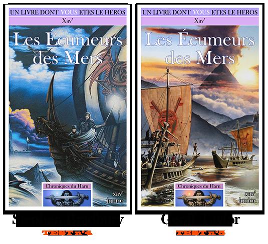 Loup*Ardent 5 - Les Ecumeurs des Mers LA5_test2