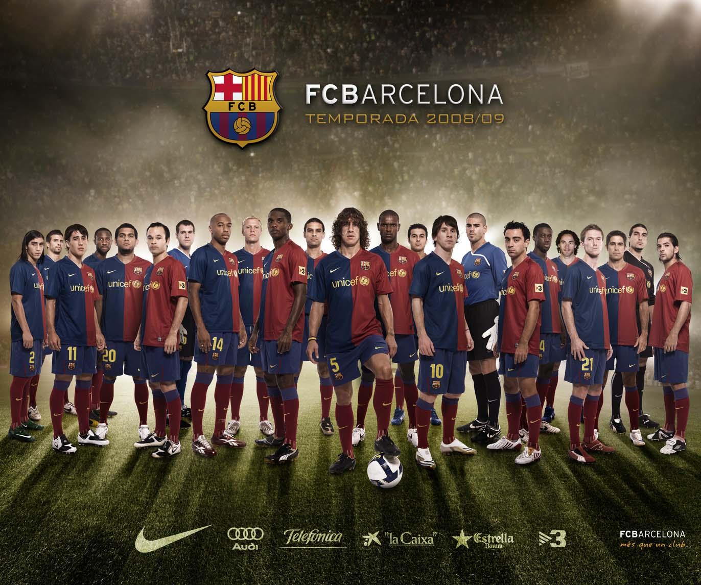[Fans Club] Barcelona FCBarcelona0809