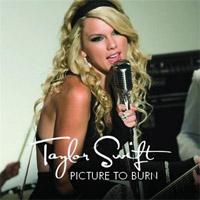 Videografía de Taylor Swift. Picturetoburncd