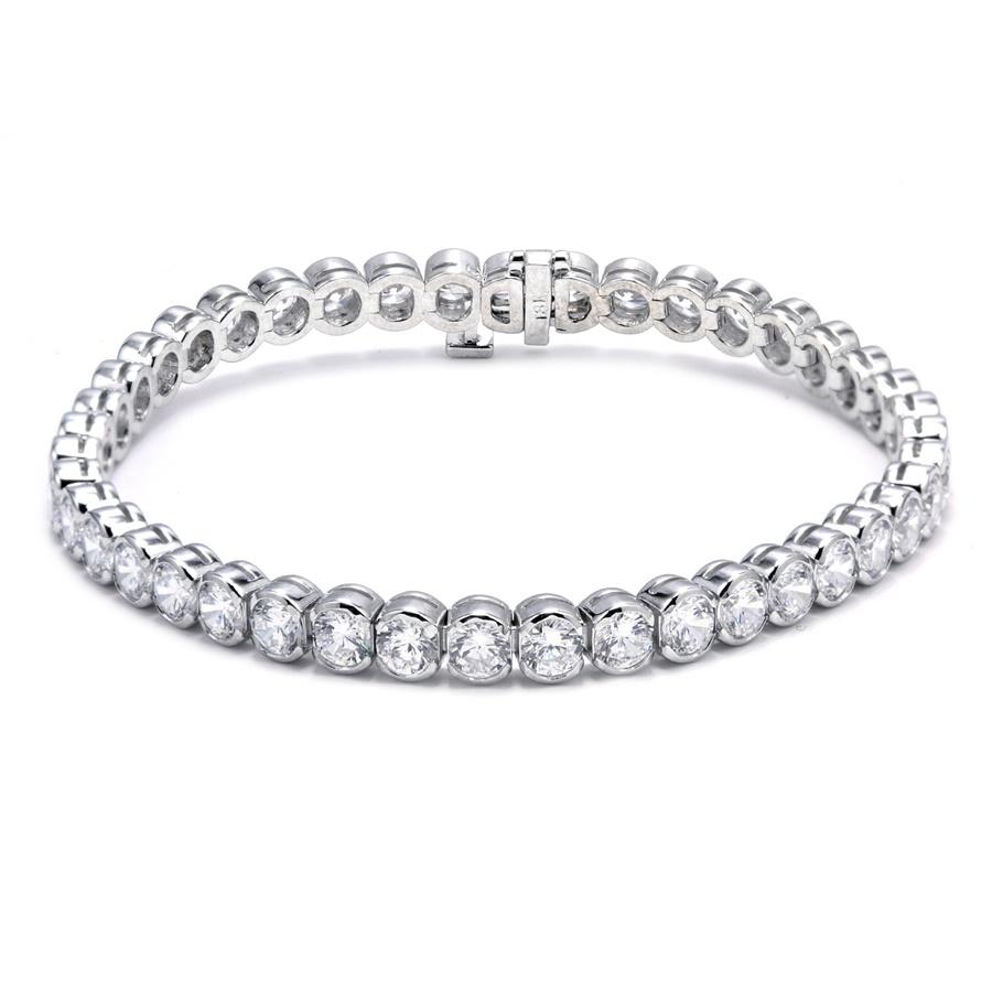 إكسسوارات للبنات ما في أحلى Trendy-Girls-Diamond-Bracelets-1
