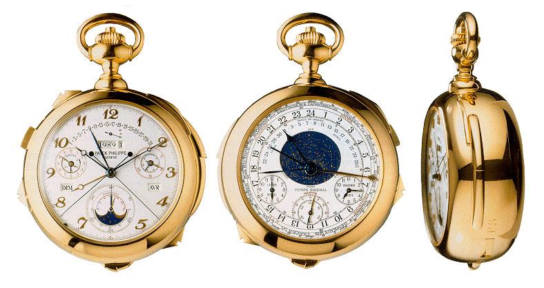 Quelle est la montre avec le plus grand nombre d'aiguilles sur le cadran ? Patek-philippe-calibre-89-hq