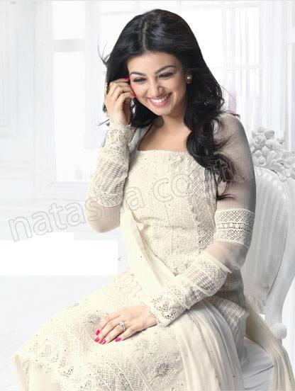 Parvati Patil Ayesha-Takia-white-Natasha-dress-photoshoot.