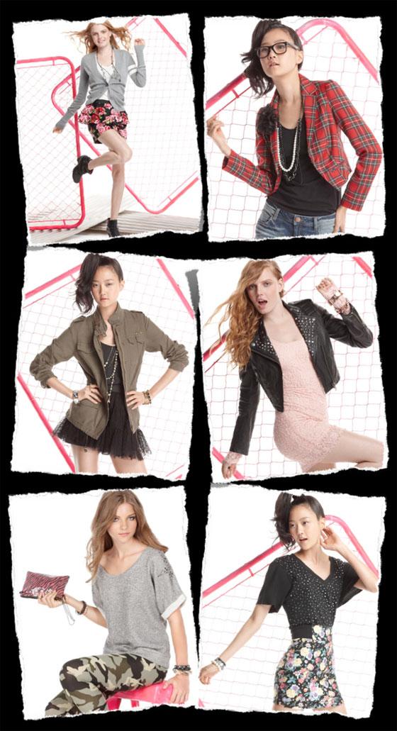 Гардероб наших леді в колекціях fashion дизайнерів Material-Girl-Collection