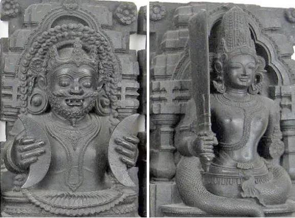 Раху и Кету   Rahu-Ketu