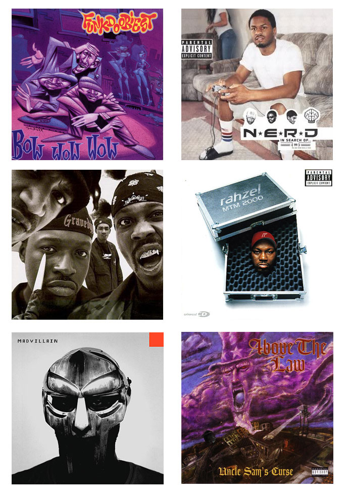 Les meilleures covers d'album - Page 16 Hiphopcovers
