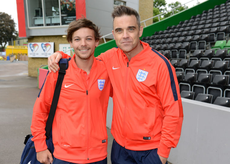 ¿Cuánto mide Louis Tomlinson? - Altura - Real height Gallery-1464863020-eng-training-32