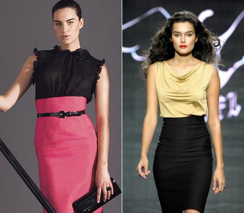 Архив. Весна-лето 2011: модные тенденции - Страница 6 30240930