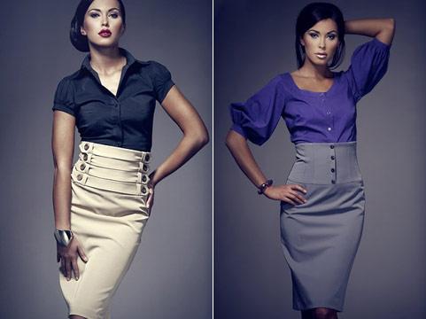 Архив. Весна-лето 2011: модные тенденции - Страница 6 30754483