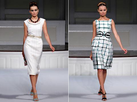 Архив. Весна-лето 2011: модные тенденции - Страница 6 16819663