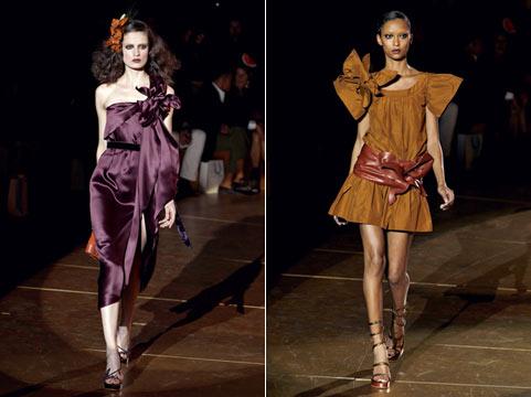 Архив. Весна-лето 2011: модные тенденции - Страница 6 39357768