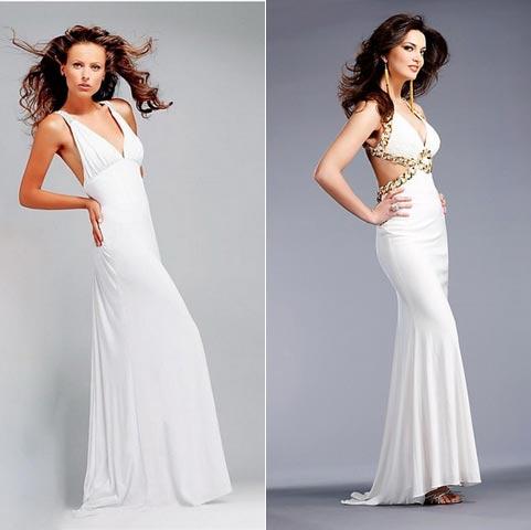 Архив. Весна-лето 2011: модные тенденции - Страница 6 2
