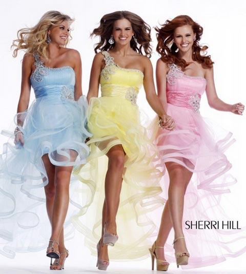 Архив. Весна-лето 2011: модные тенденции - Страница 6 9