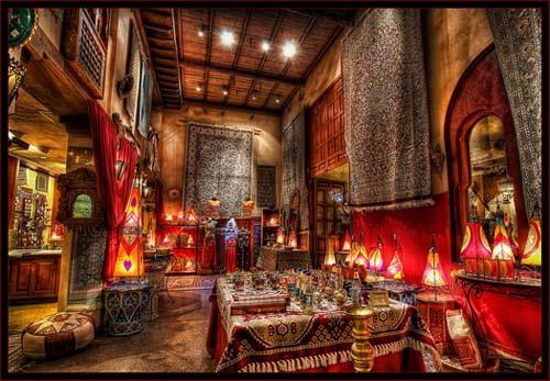 Maroko - Page 5 Morocco-bazzar