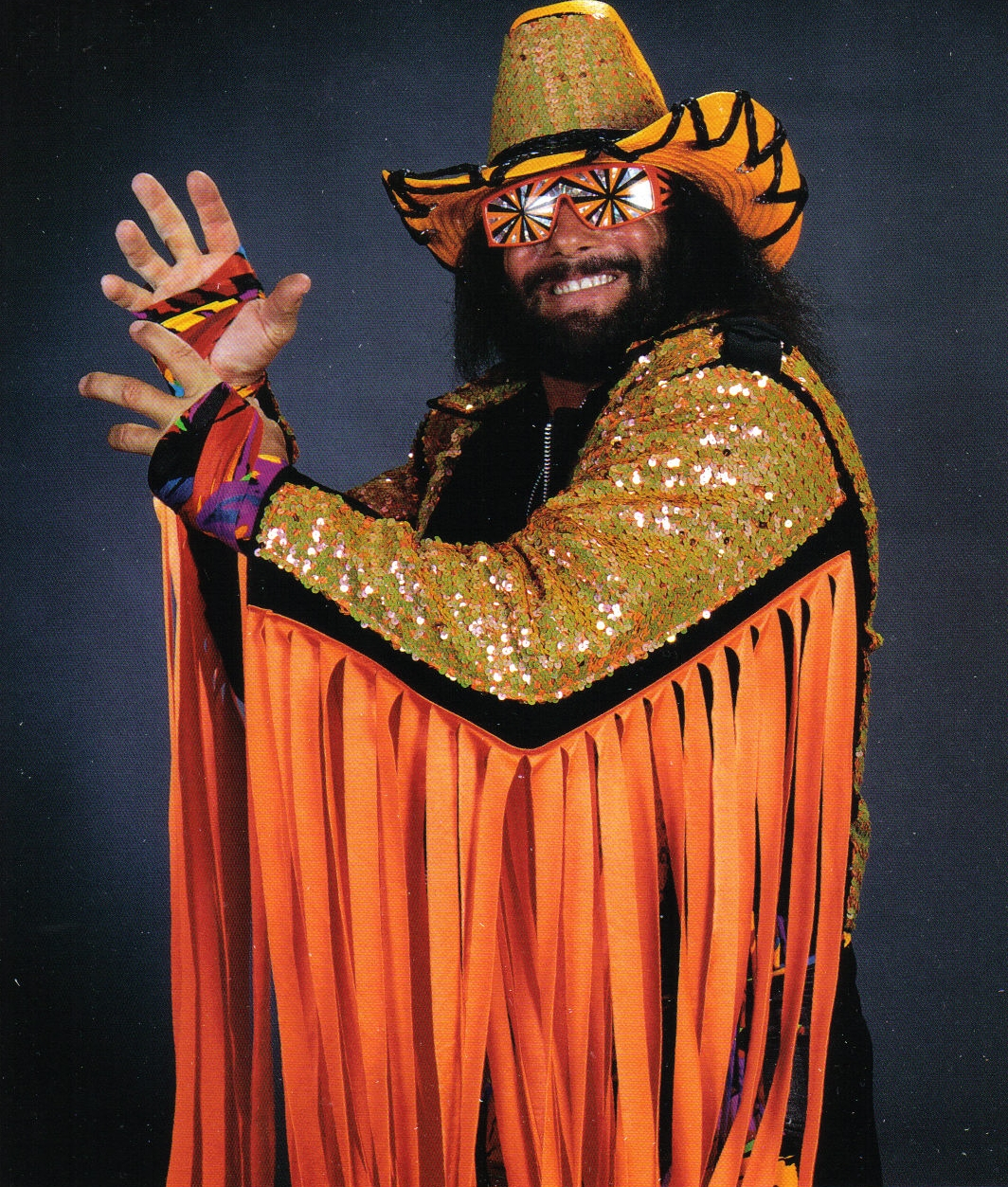World Wrestling Federation (Aquellos Maravillosos 80's) Macho-man-randy-savage