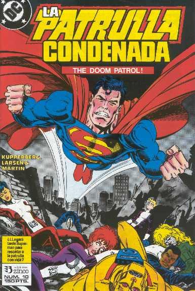 [Literatura y Comics] ¿Qué leí hoy? Doomp10