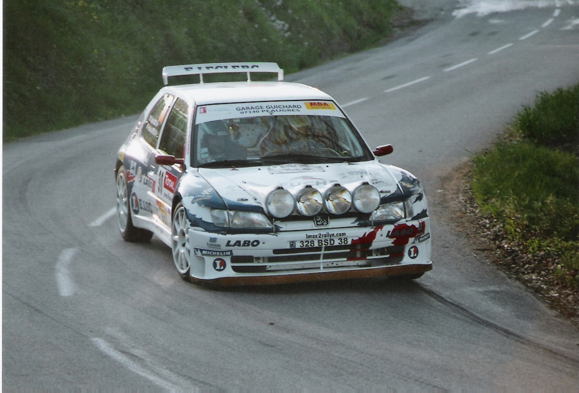 Peugeot 306 Maxi Kit Car Charbo_artru1mat