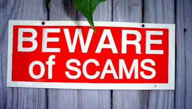 """Notice: """"TU-E CAPITAL TV"""" YouTube videos to be withdrawn due to BNM SCAM ALERT Beware-of-scams-cut-375x214"""