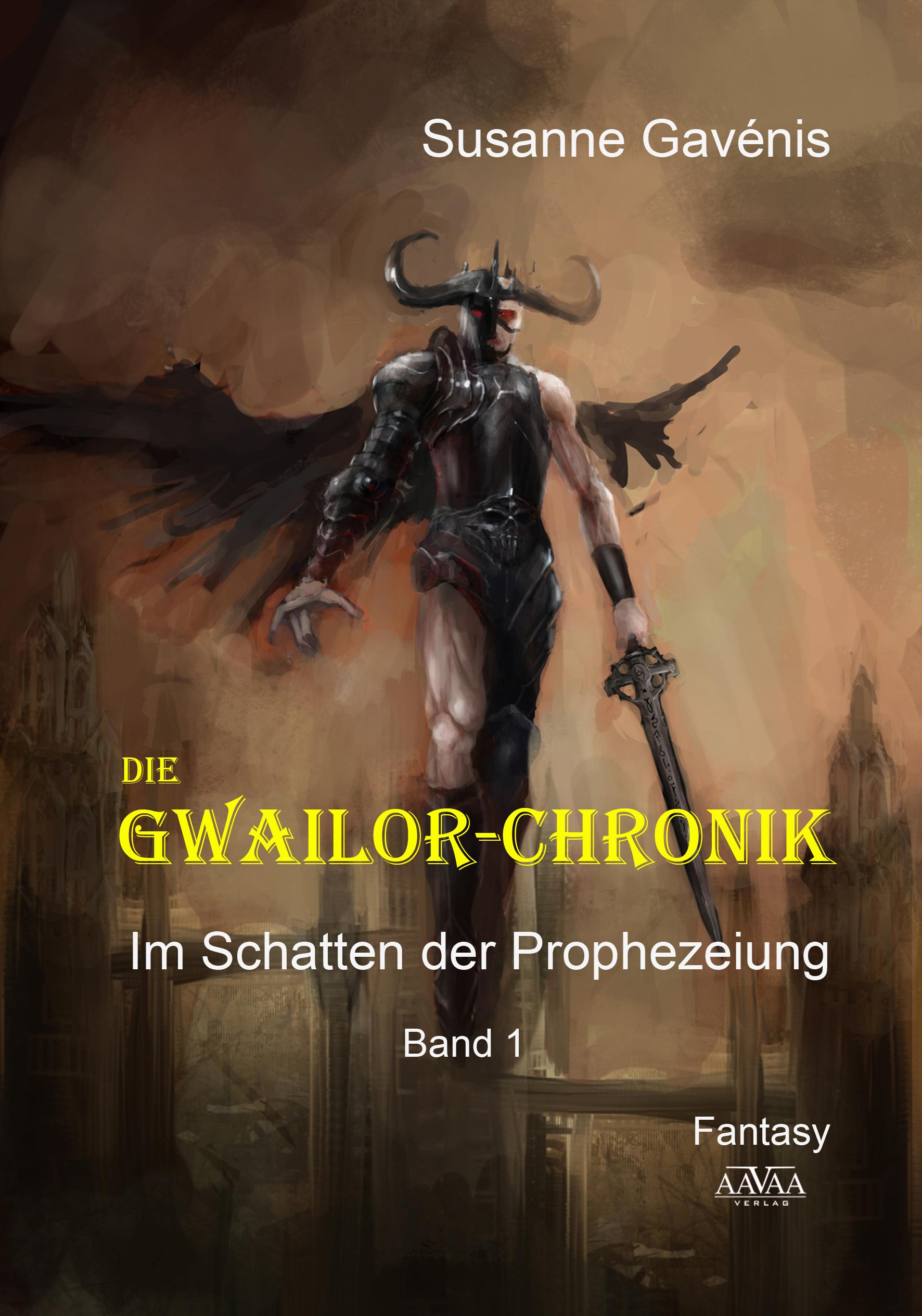 Die Gwailor-Chronik, Susanne Gavenis Die-Gwailor-Chronik-1-cover-VLB
