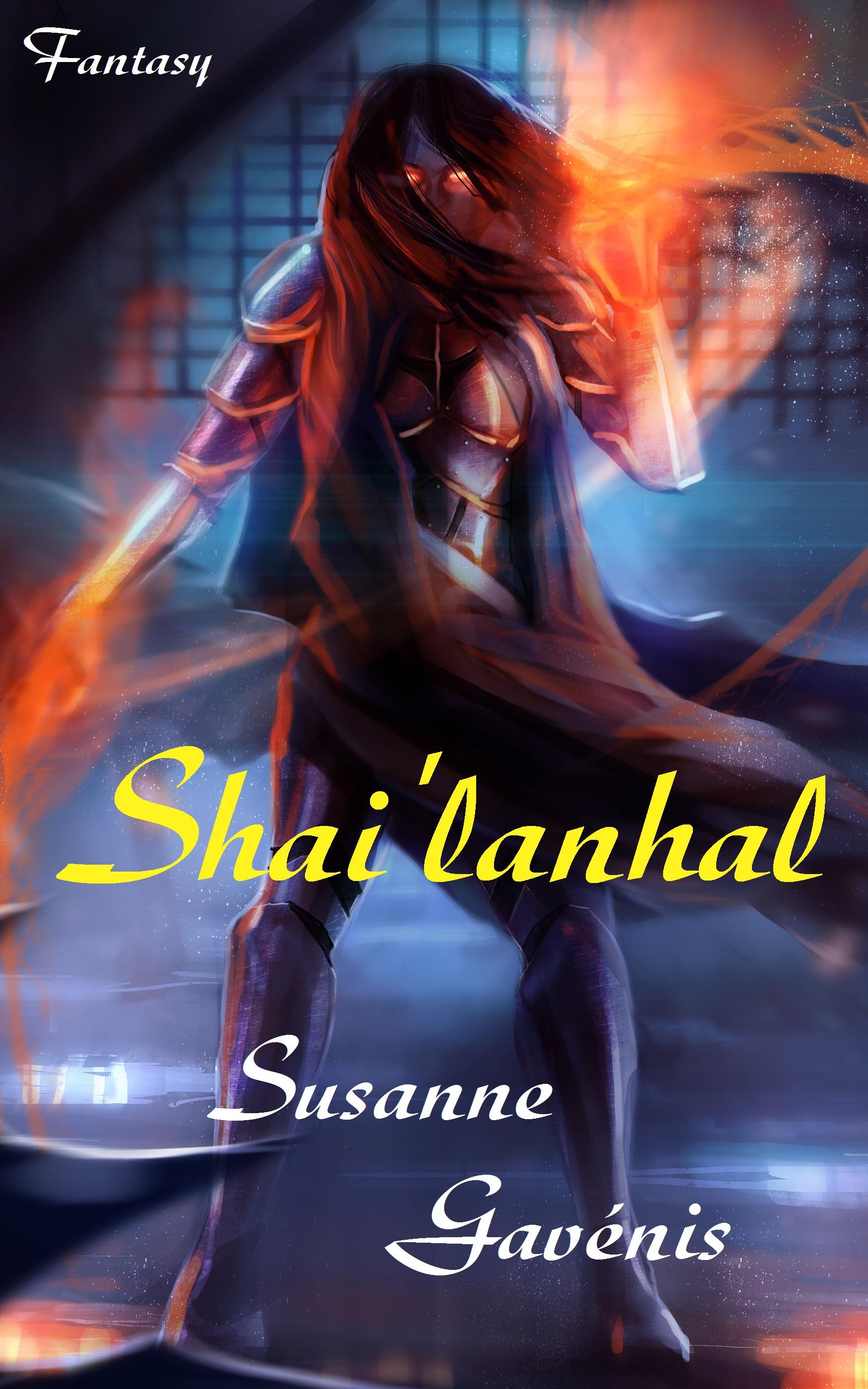 Shai'lanhal, Susanne Gavenis Gavenis_Shailanhal_Cover_Final