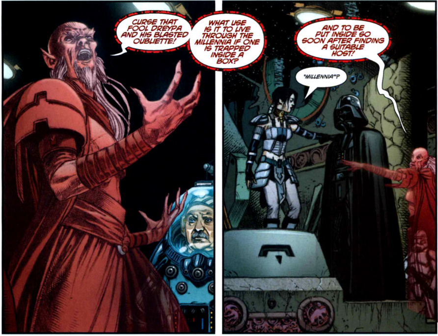 SS - The Tyrannical Ten - Darth Krayt (Azronger) vs Darth Tyranus (ArkhamAsylum3) - Page 2 Celest10