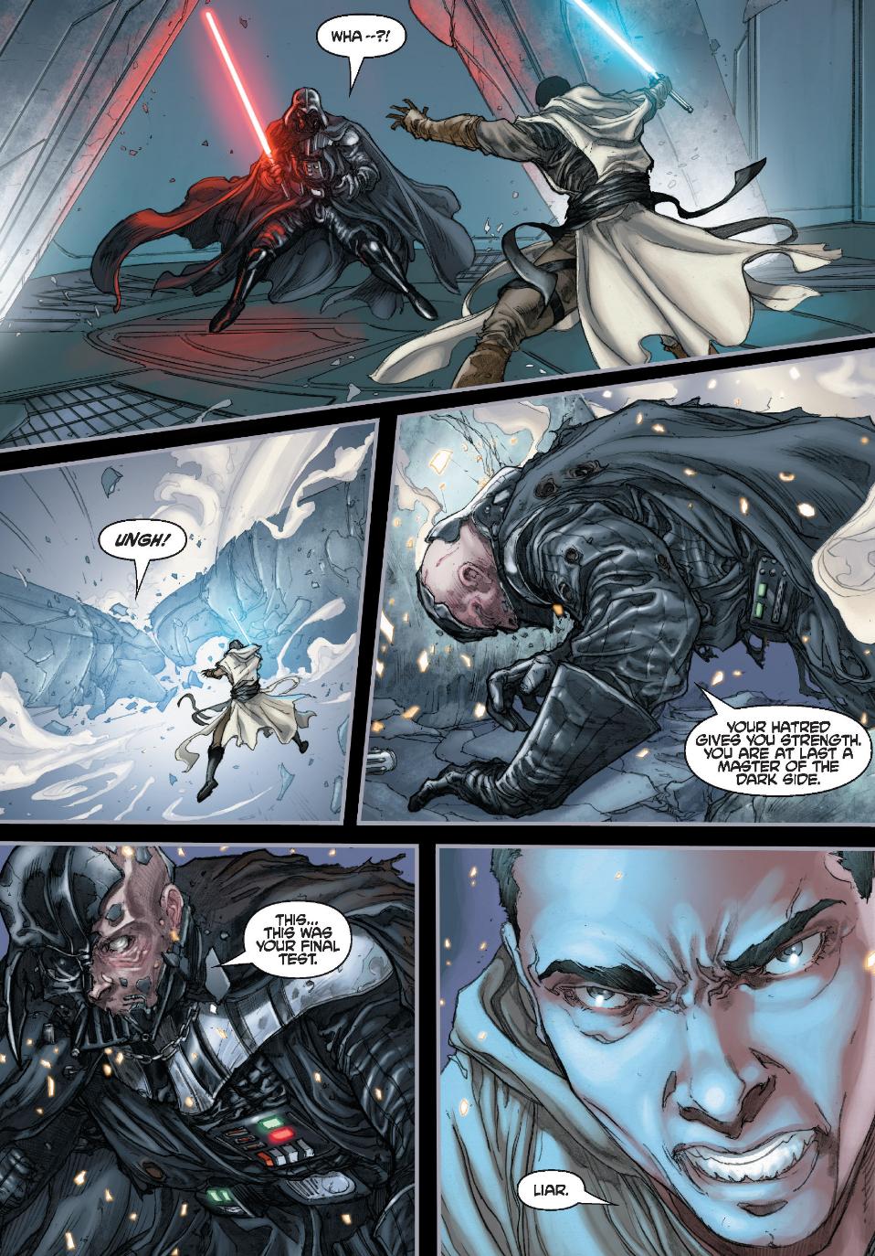 SS - Darth Vader (In-SidiousVader) vs Starkiller (ArkhamAsylum3) Galen_11