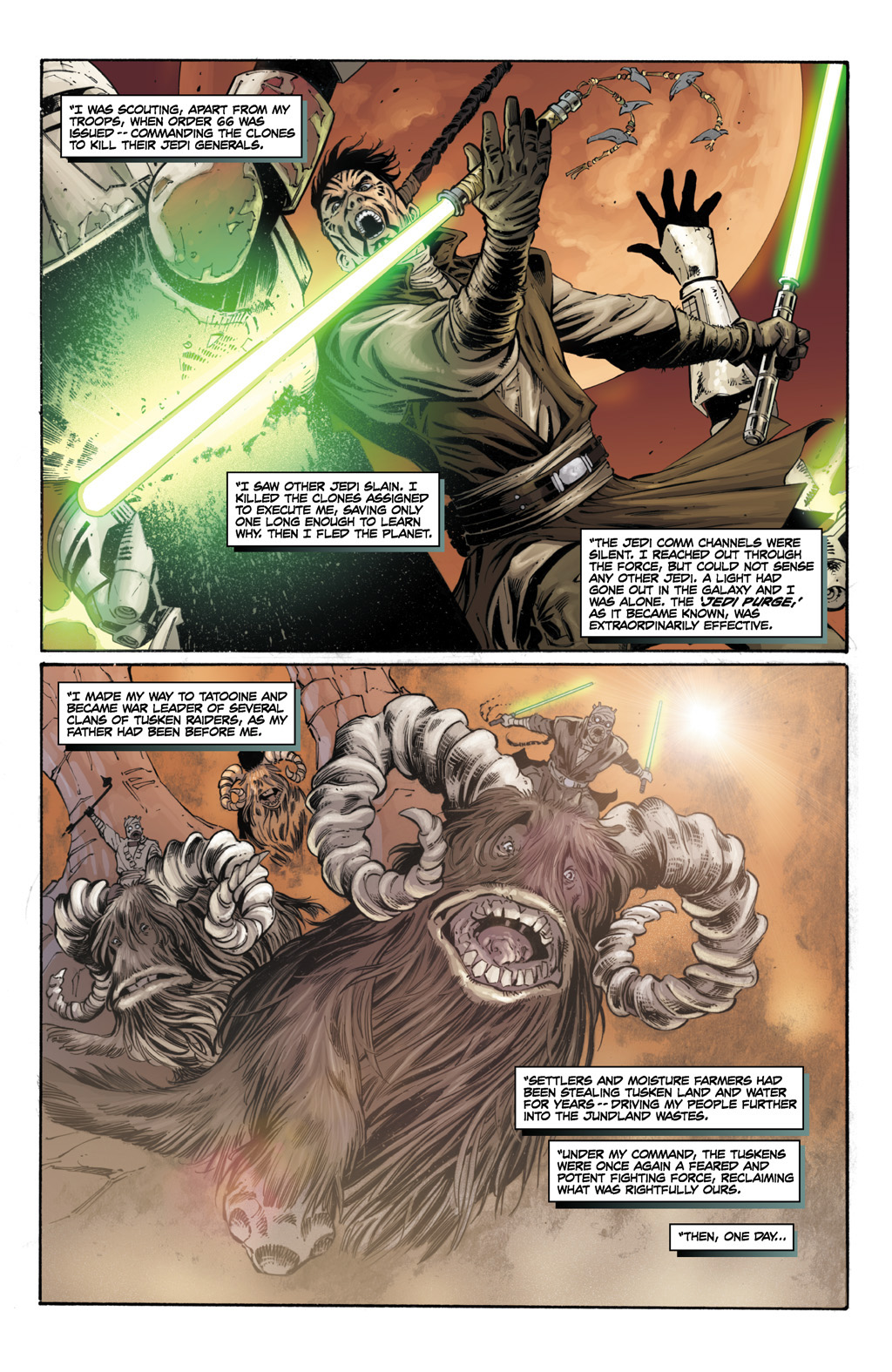 SS - The Tyrannical Ten - Darth Krayt (Azronger) vs Darth Tyranus (ArkhamAsylum3) - Page 6 Hett_c11