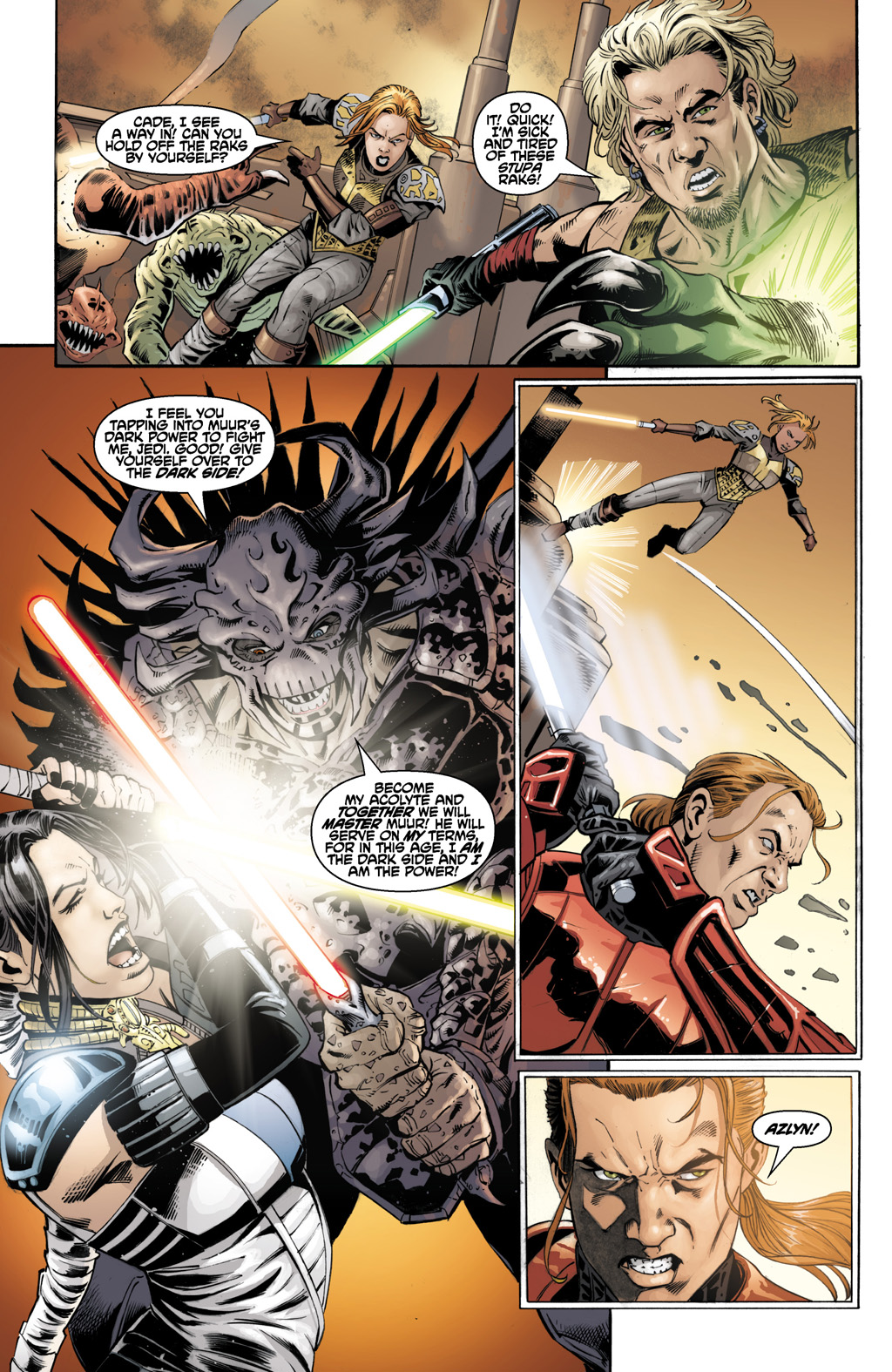 SS - The Tyrannical Ten - Darth Krayt (Azronger) vs Darth Tyranus (ArkhamAsylum3) - Page 2 Krayt_18