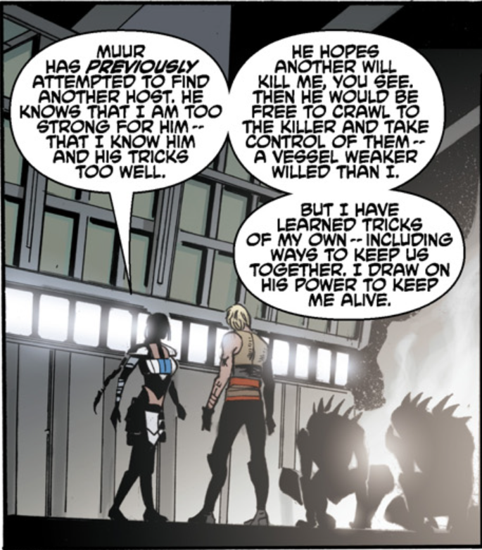 SS - The Tyrannical Ten - Darth Krayt (Azronger) vs Darth Tyranus (ArkhamAsylum3) - Page 2 Morne_11