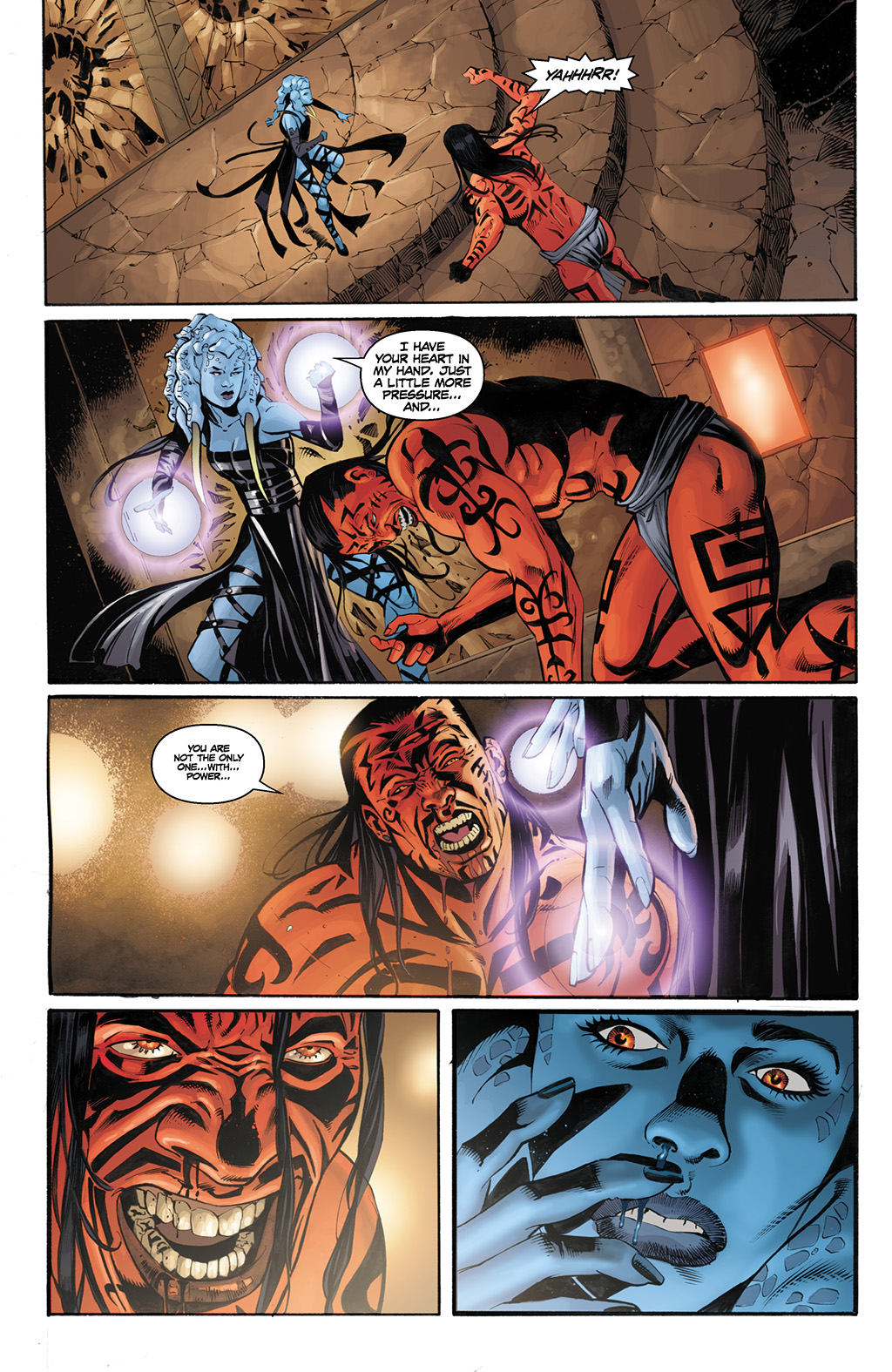 SS - The Tyrannical Ten - Darth Krayt (Azronger) vs Darth Tyranus (ArkhamAsylum3) - Page 6 Saarai10
