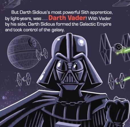 Canon Vader vs Canon Dooku Vader610