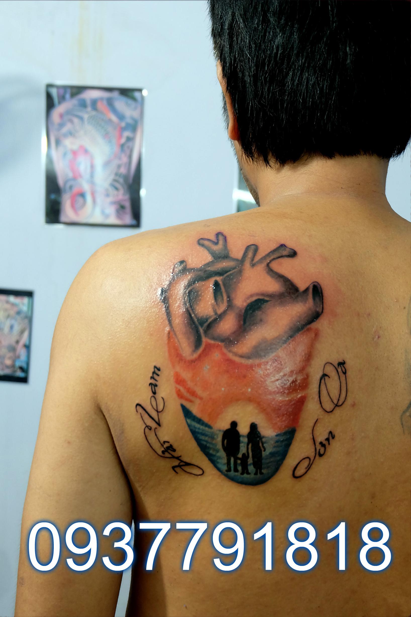 Thời trang nam: Nghệ Thuật Tattoo Giá Rẻ Quận 7 - Page 61 12345