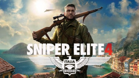 SNIPER ELITE 4 DEDICATED SERVER V1.5.0-STEAMPUNKS Sniper