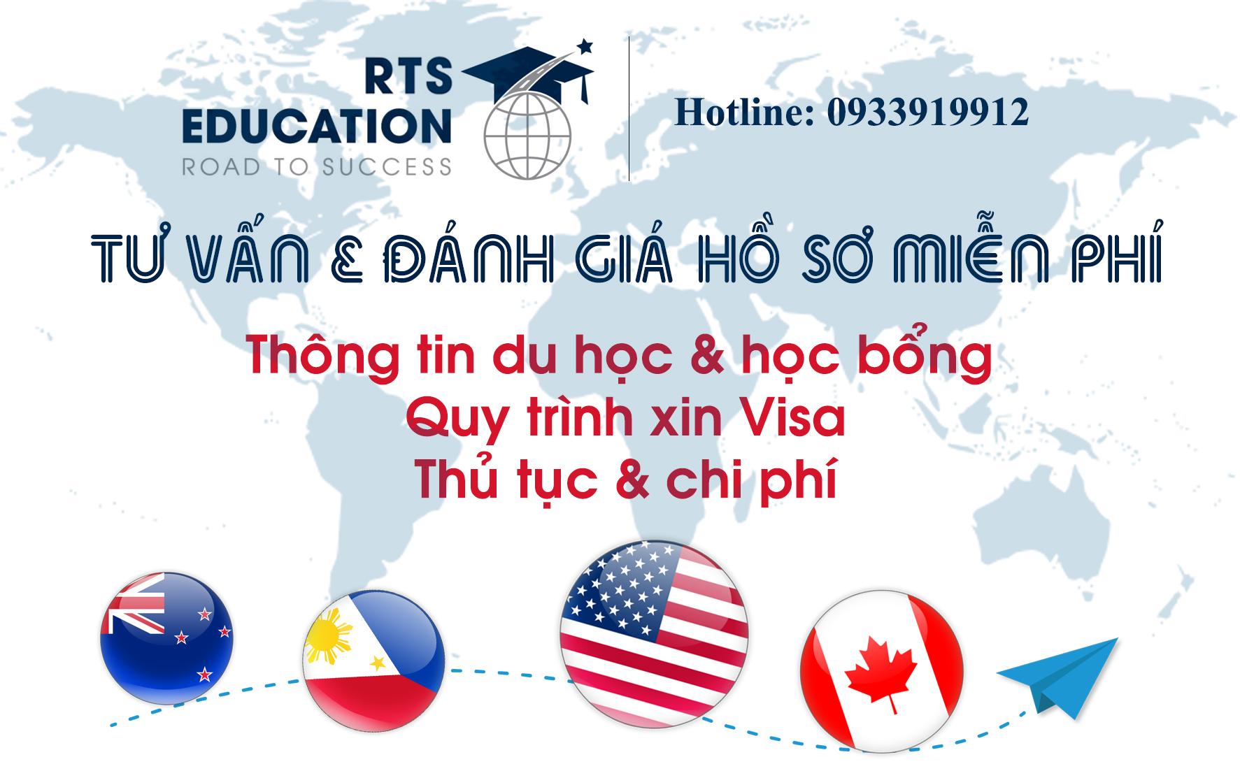 Tư vấn du học miễn phí từ Công ty RTS Education Du-hoc-RTS-education-001