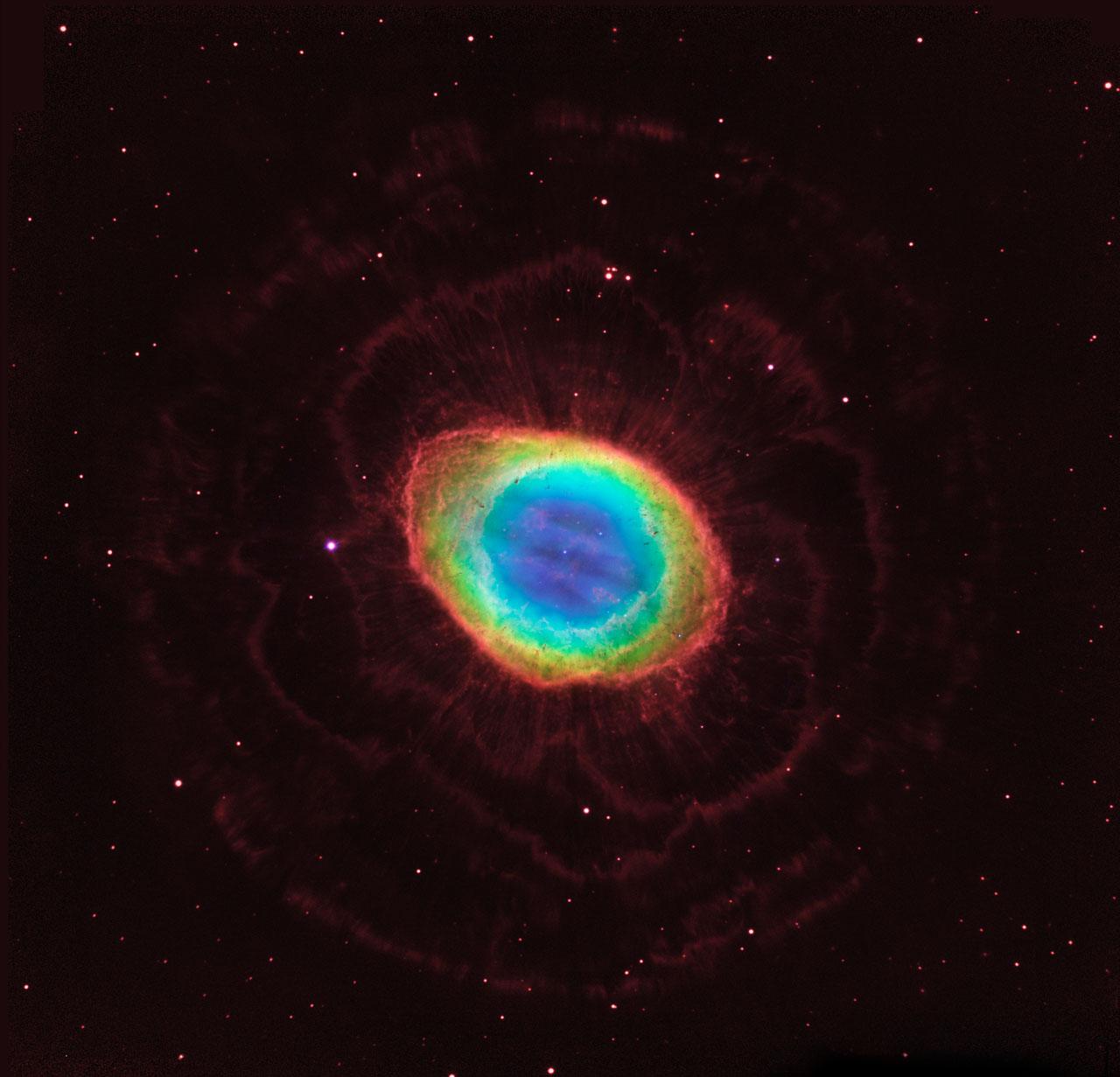 Ring Nebula  751061main_ringneb
