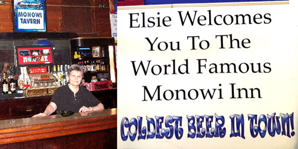 Монауи - городок с единственным жителем Monowi5