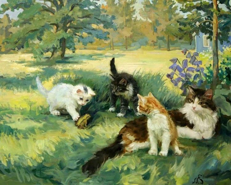художник Святослав Новосадюк картины - 05