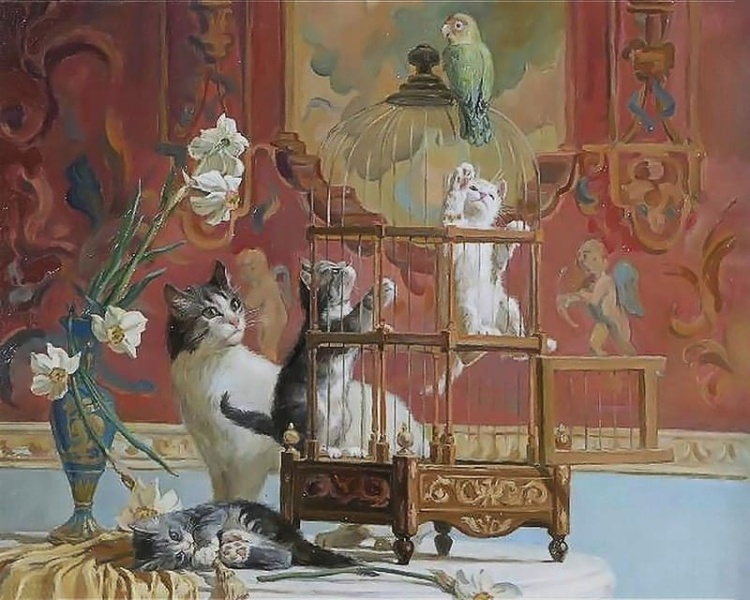 художник Святослав Новосадюк картины - 23