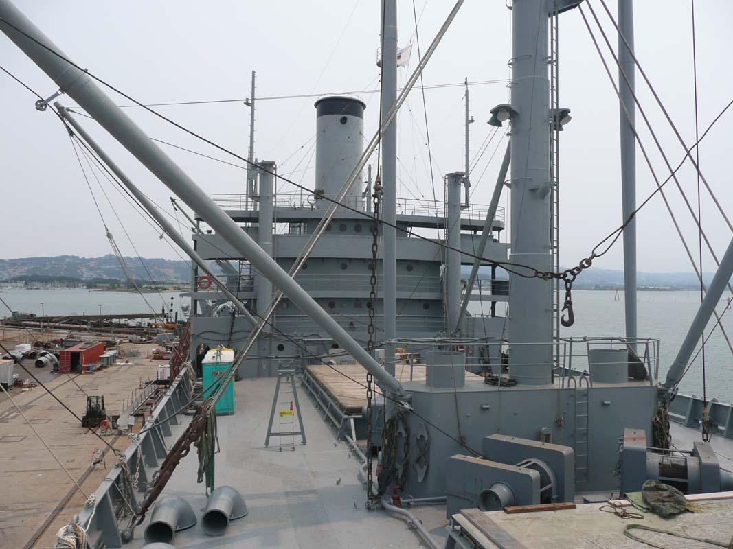 Victory ship 1/700 P1160787