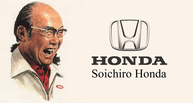 Ý nghĩa đằng sau tên những chiếc xe và hãng xe Soichiro-Honda01