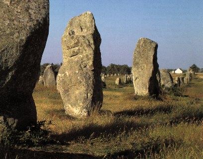 Les mégalithes de la région de Carnac Megalithes